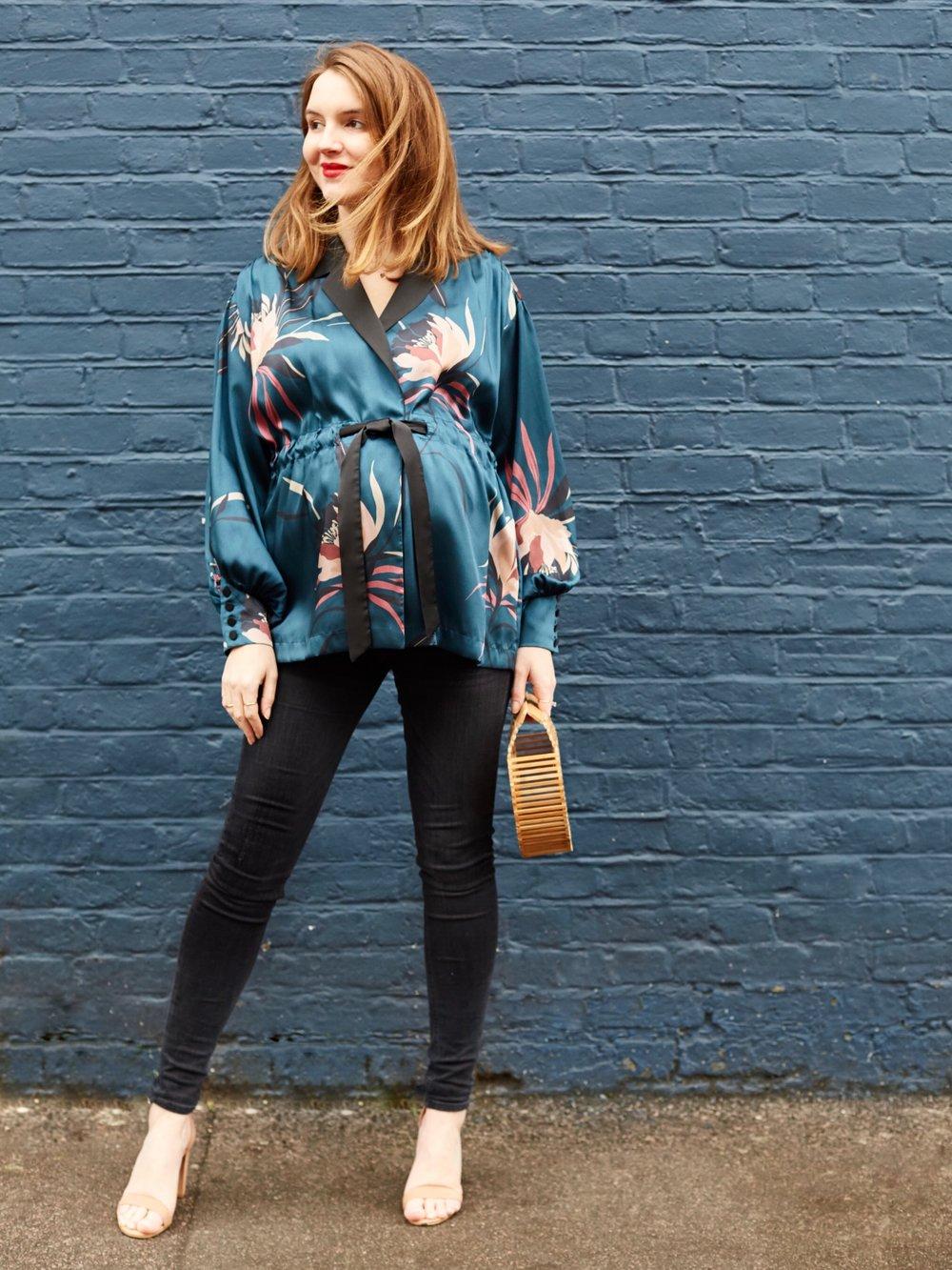 THE GROWN UP EDIT - Zara Kimono