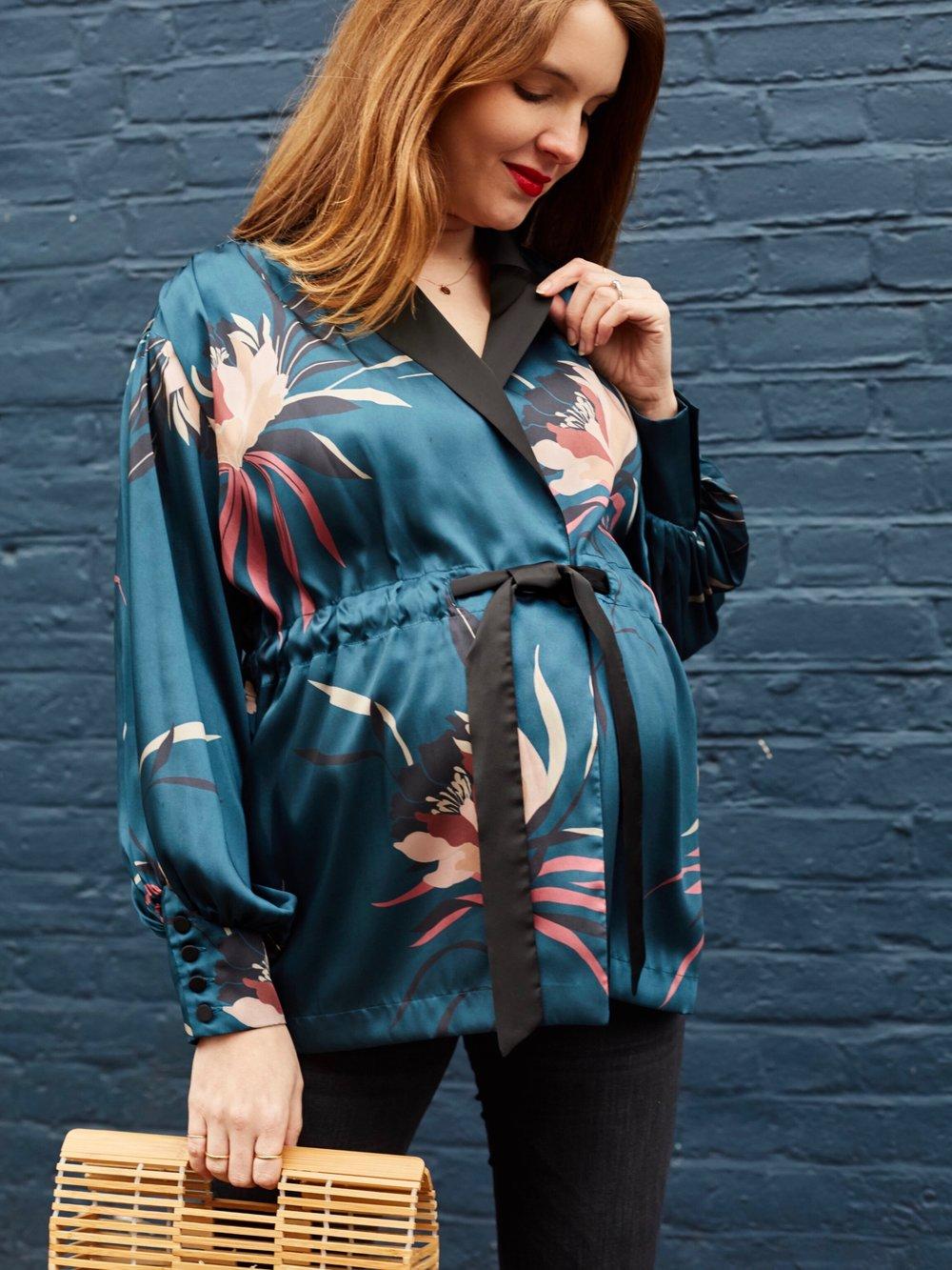 THE GROWN UP EDIT - Floral Kimono