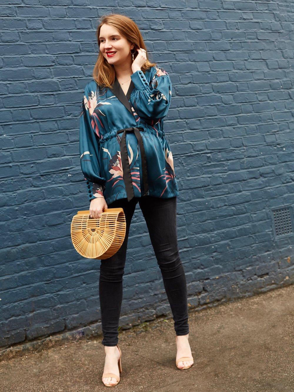 THE GROWN UP EDIT - Kimono Street Style