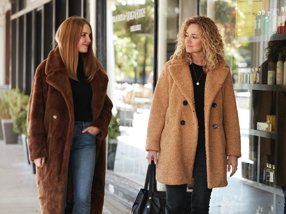 THE GROWN UP EDIT - FAUX FUR