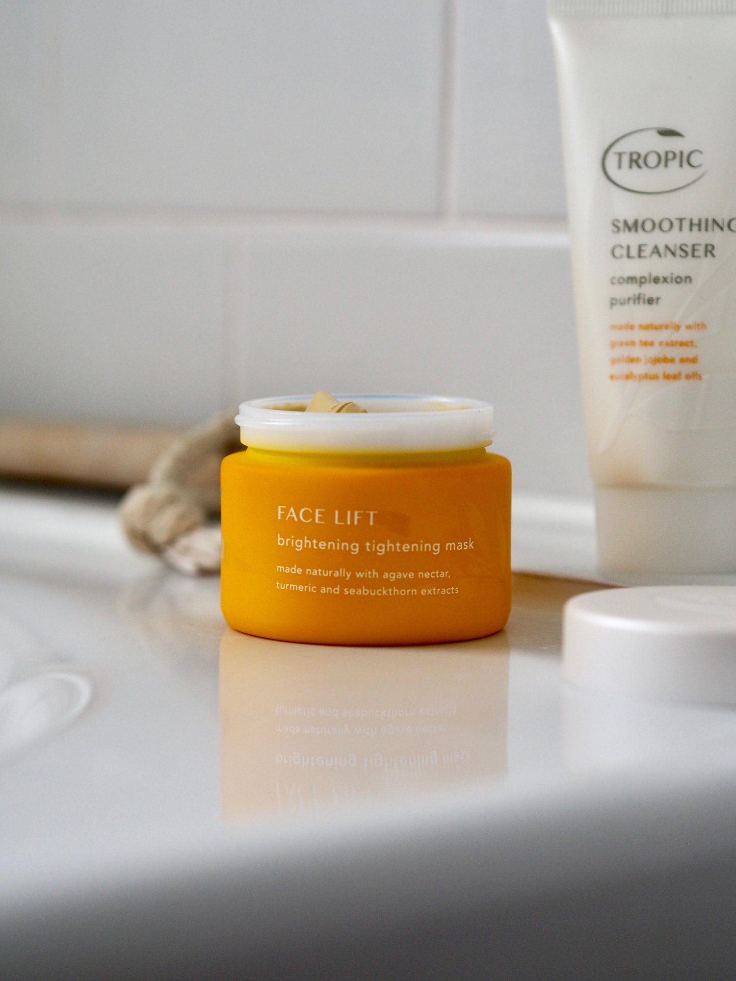 The Grown Up Edit Tropic Skincare Review
