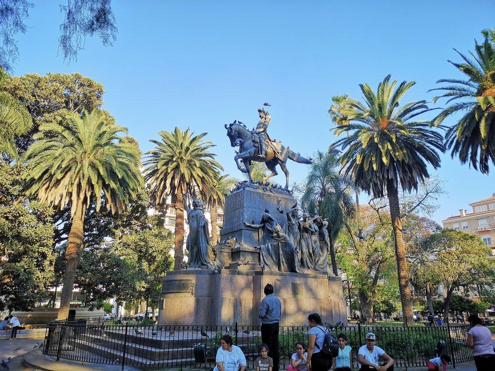 Plaza de 9 Julio