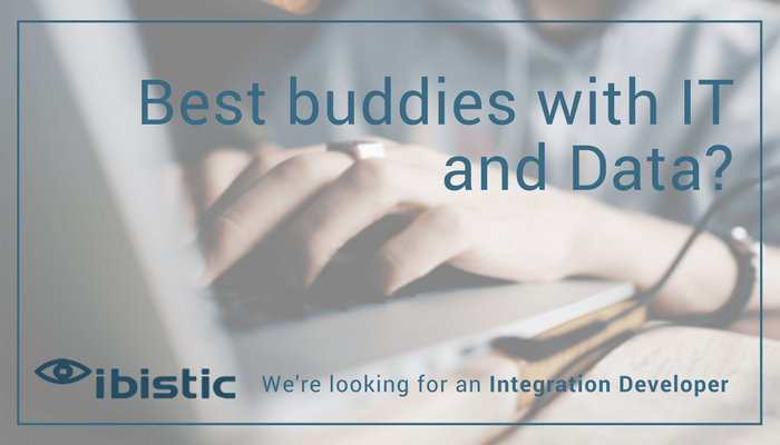 Integration Developer - Are you our new colleague?
