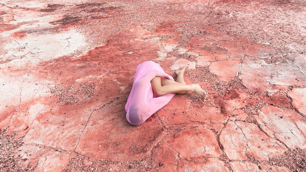 This _ _ _ _ _ _ _ may not protect you but at times it's enough to know it's there. Image by Prue Stent