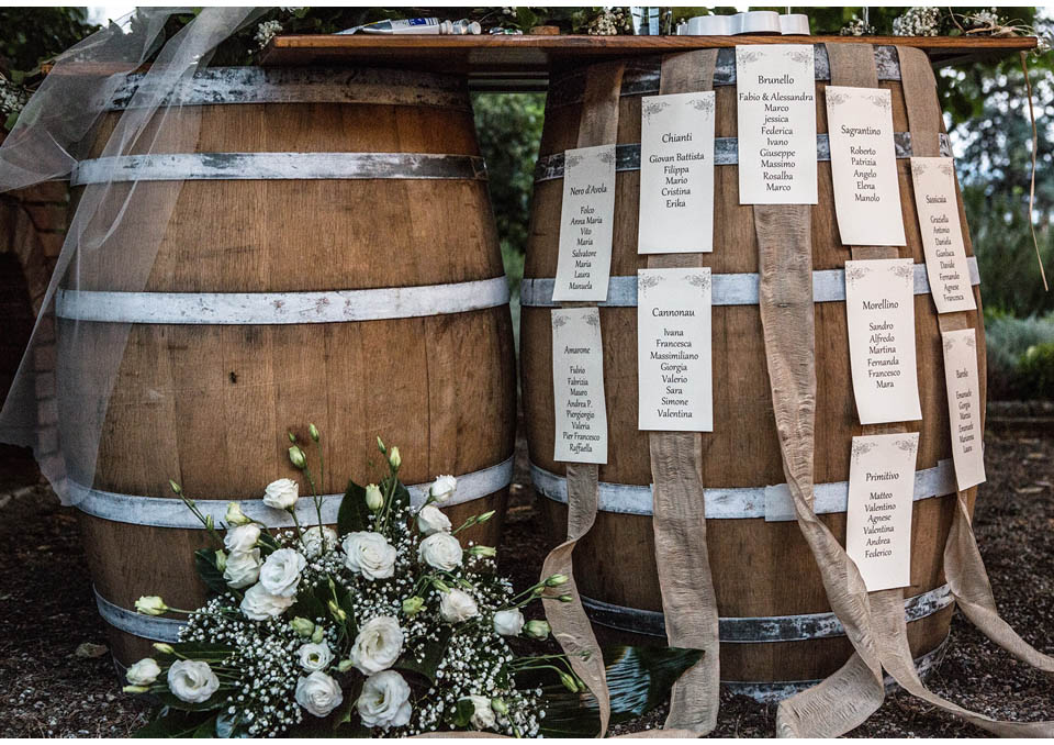 Matrimonio Tema Vino Tableau : Matrimonio in langa e roero il tema vino — wedding