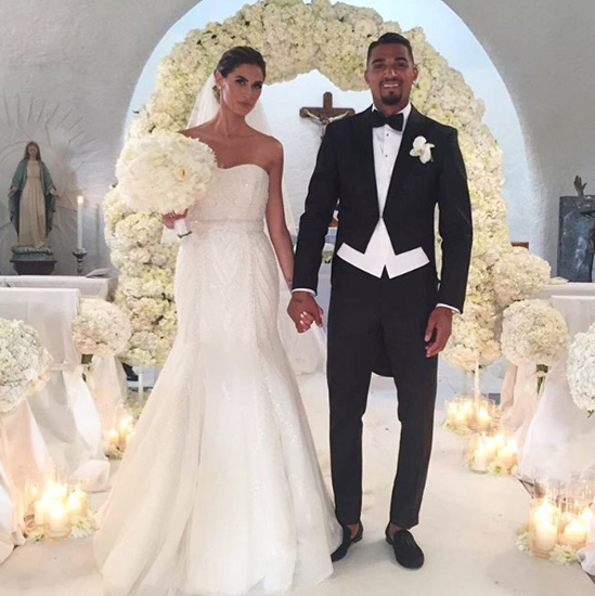 Top MATRIMONIO VIP: MELISSA SATTA E KEVIN BOATENG — Wedding Langhe e Roero TJ43