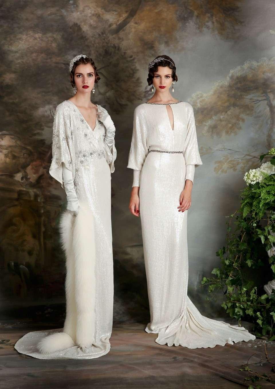 abiti-scivolati-anni-20 matrimonio tendenze vestiti da sposa nozze 2018  langhe e d529526ad75