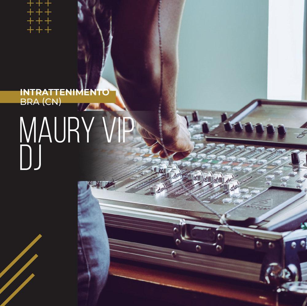 MAURY VIP DJ
