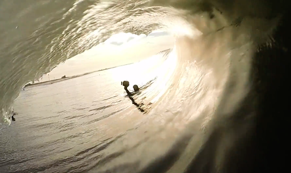 Tube Time from Skylar Wilson's Seal Beach edit