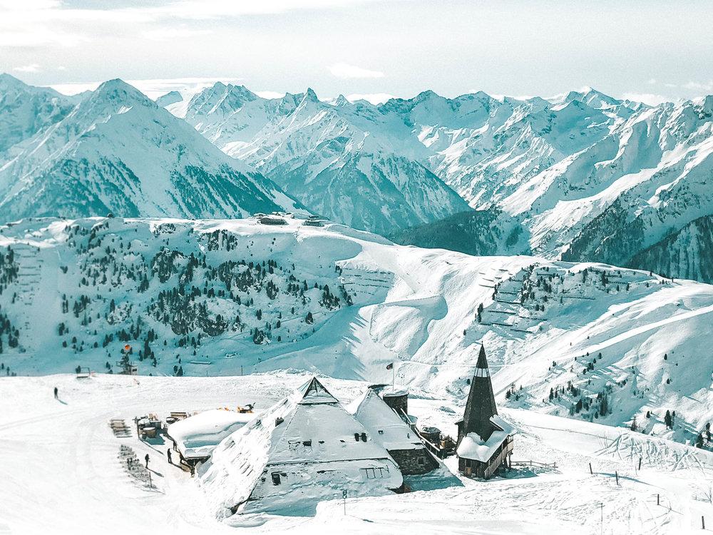 Day 1 - The Schneekarhütte