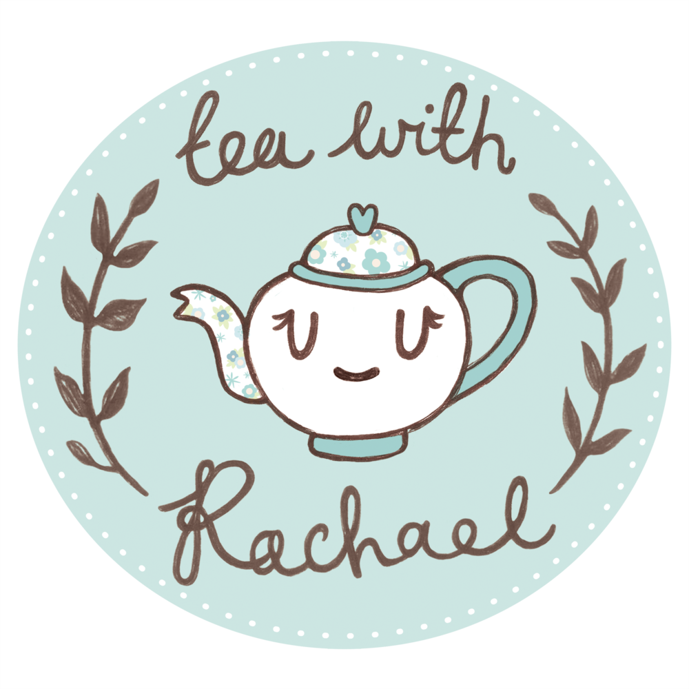 Tea with Rachael Logo