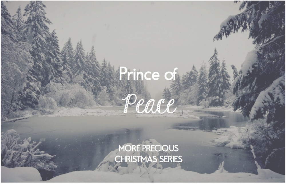 MP - Prince of Peace Graphic