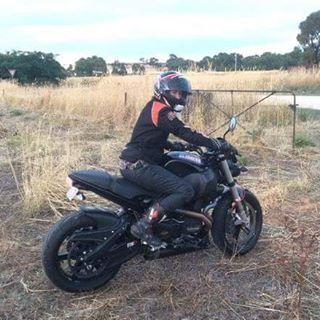 "Sent in by Campbell, of his  badass racer wife Simone on a Buell XB12SS lightning. ""Ultimate hoon machine"" 😂  Repping The Killswitch Pack #killswitchpack Impenetrable gear for riders.  www.flyingsologear.com ----- #instamotogallery #bikersofinstagram #bikerboysofinstagram #arai#bikelife #sportbike #crotchrocket #bikersofinstagram #bikeswithoutlimits #bikeporn #sportsbike #bikelife #motorcycle #instamotogallery #sportbikelife #bikersofinstagram #bikerboysofinstagram #writhracing #2wlovers #ducatistagram #instamotogallery #bikersofinstagtam #sportbikelife #bikeswithoutlimits #europeanbikers #cyclelaw #bikekingz #bikerzunite #pistonaddictz #riderich #bikergirlsofinstagram #bikerboysofinstagram #bikersnetwork #straight4motorcycles #bikers_lifestyle"