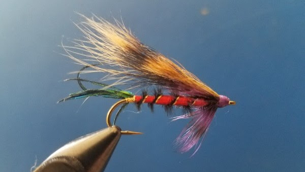 A hand-tied fly by Joe Horn