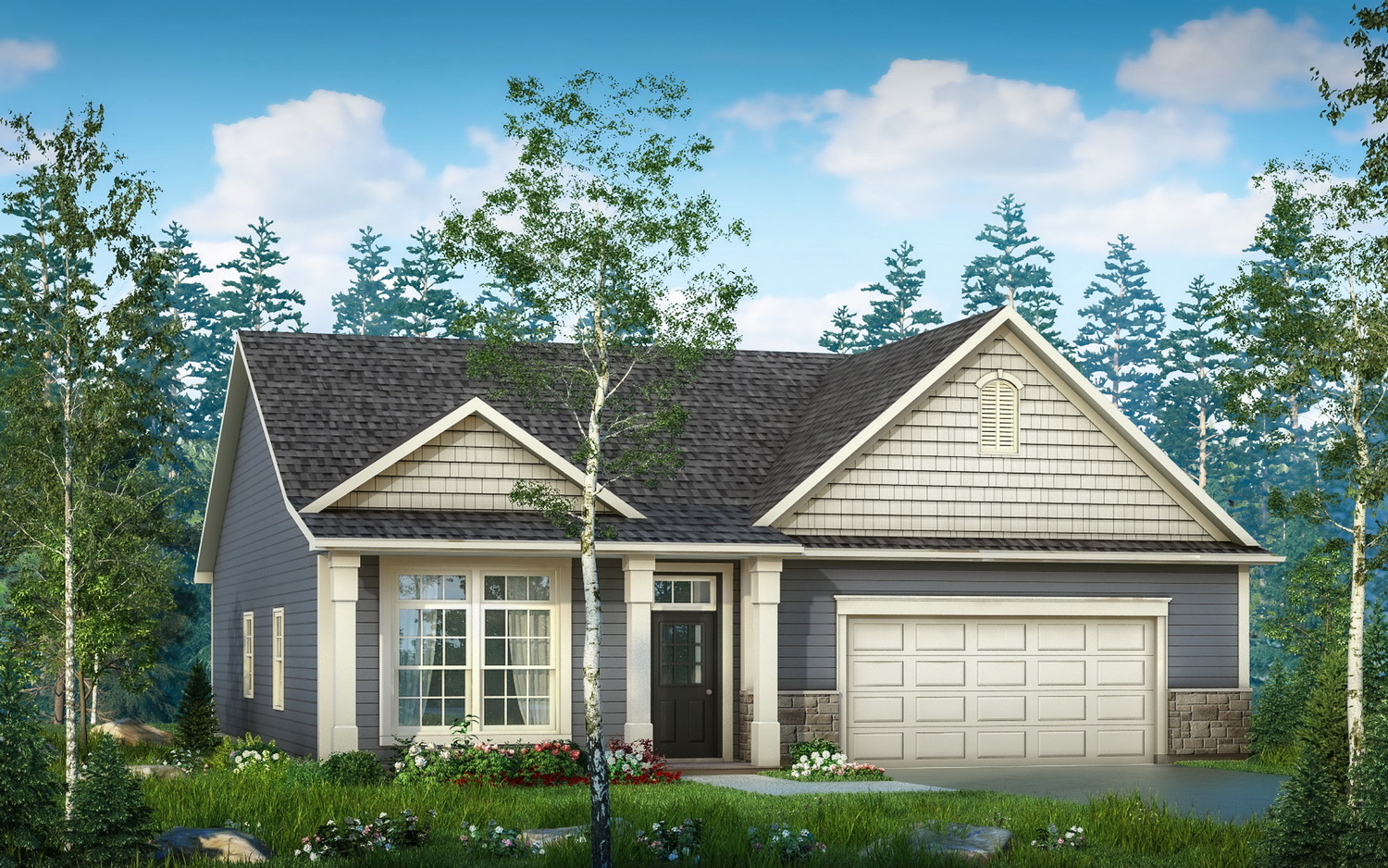 Home Designs — Synergy Homes NS