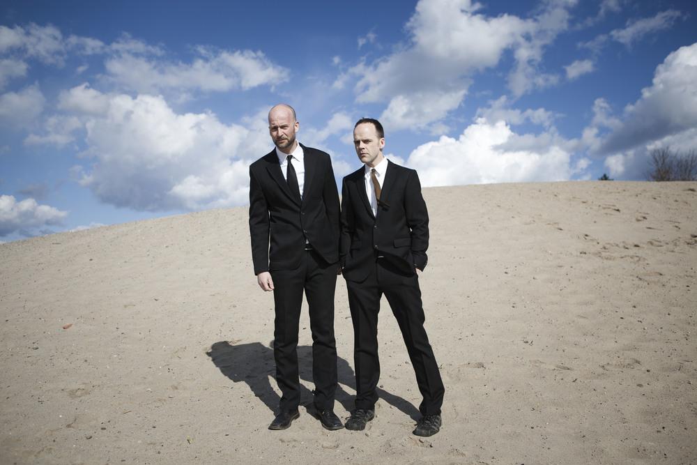Ola Simonsson & Johannes Stjärne Nilsson