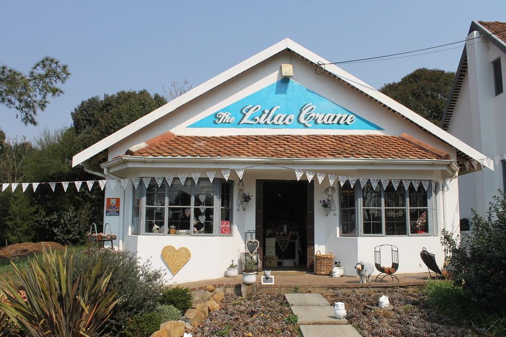 The Lilac Crane