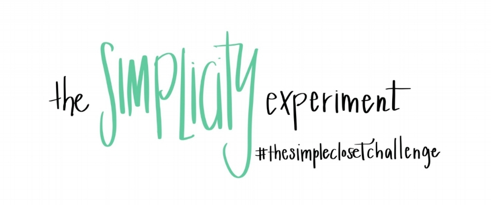 the simplicity experiment the simple closet challenge