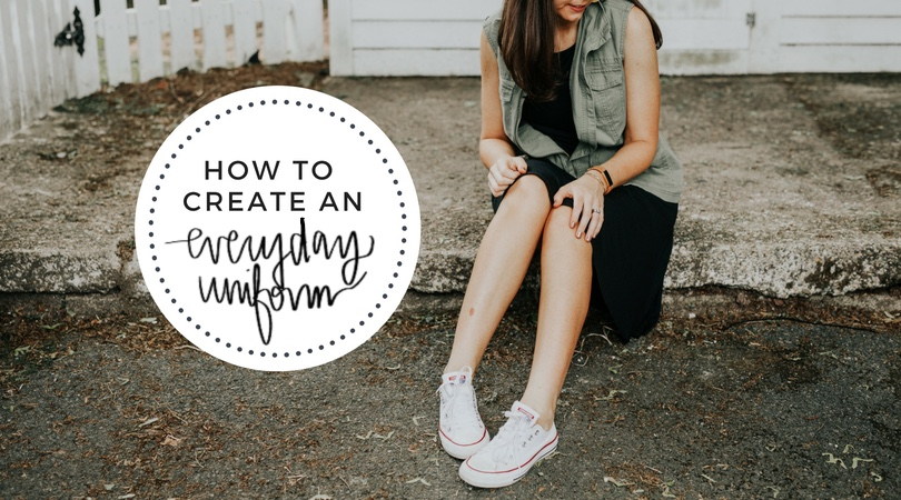How to create an everyday uniform