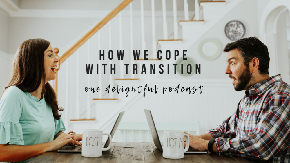 how we cope with transition
