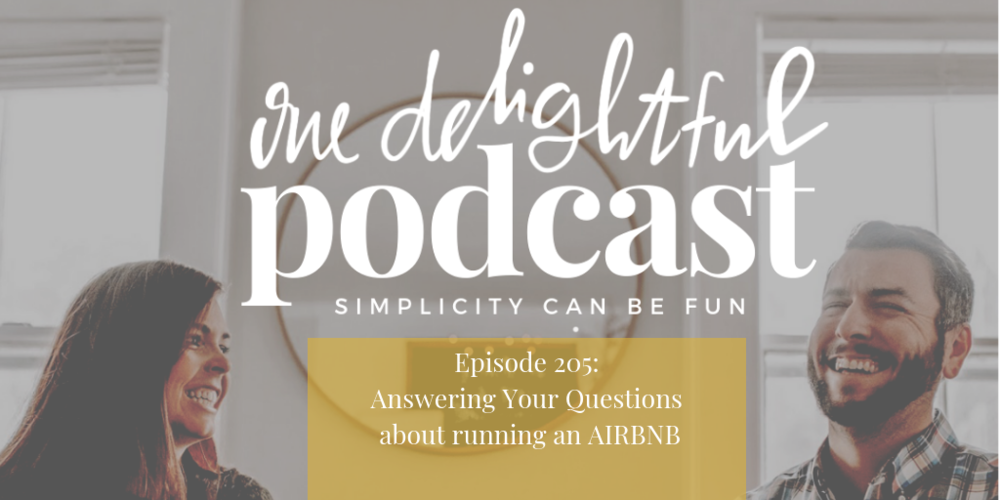 answering your questions about running an airbnb