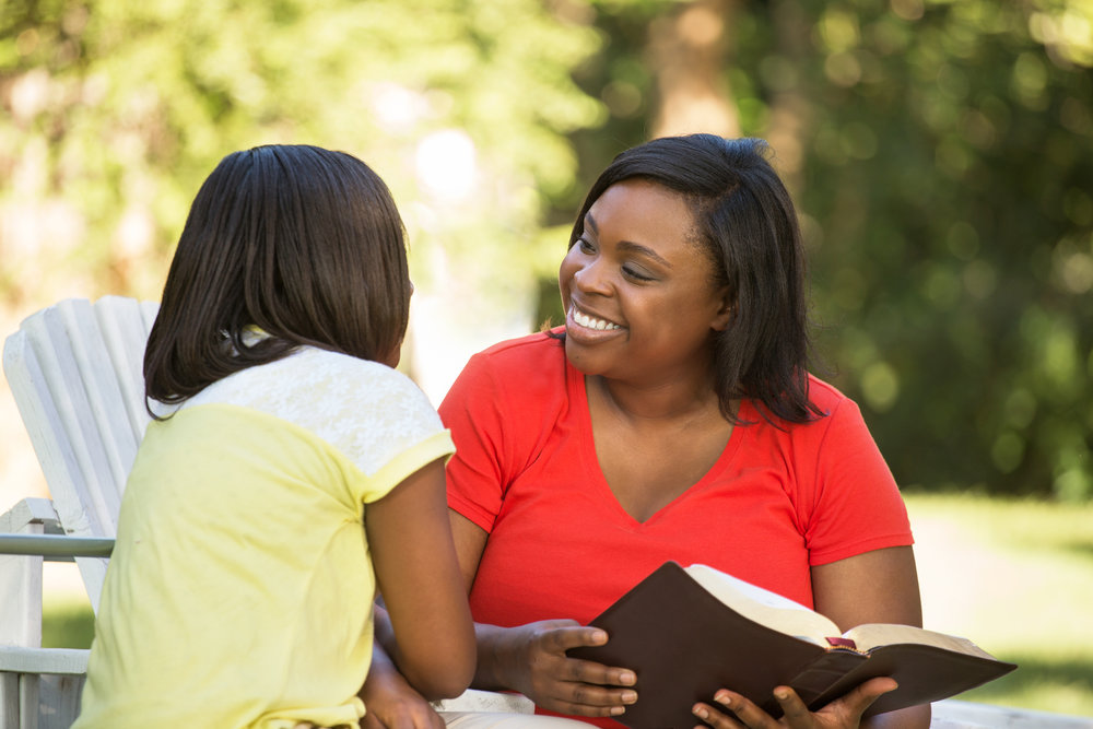 Lead A Child To Christ -