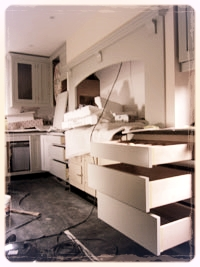 Hand painted kitchen in Fired Earth China Clay.jpg