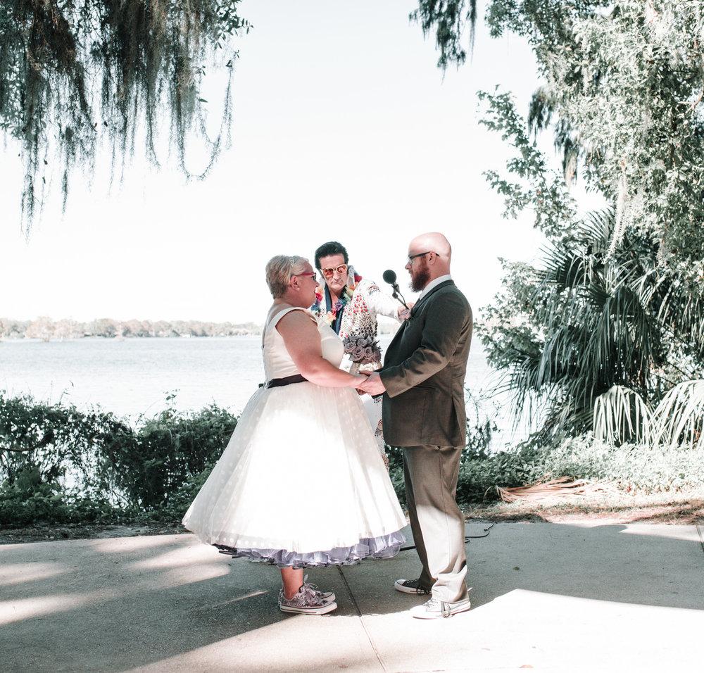 Miya + Gary Las Vegas Themed Wedding - Lindsey Morgan Photography