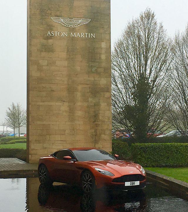 Filming today at Aston Martin #dronepilots #droneoperator . . . . . . #dji #djipilot #astonmartin #aerialfilming #racetrackday #workinghard