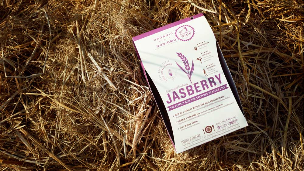 Jasberry - transforming farmers' lives, one grain at a time