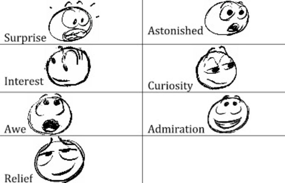 Matt Jones -Original sketches of the first proposed Reactions