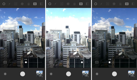 External apps allows further and more precise photo editing