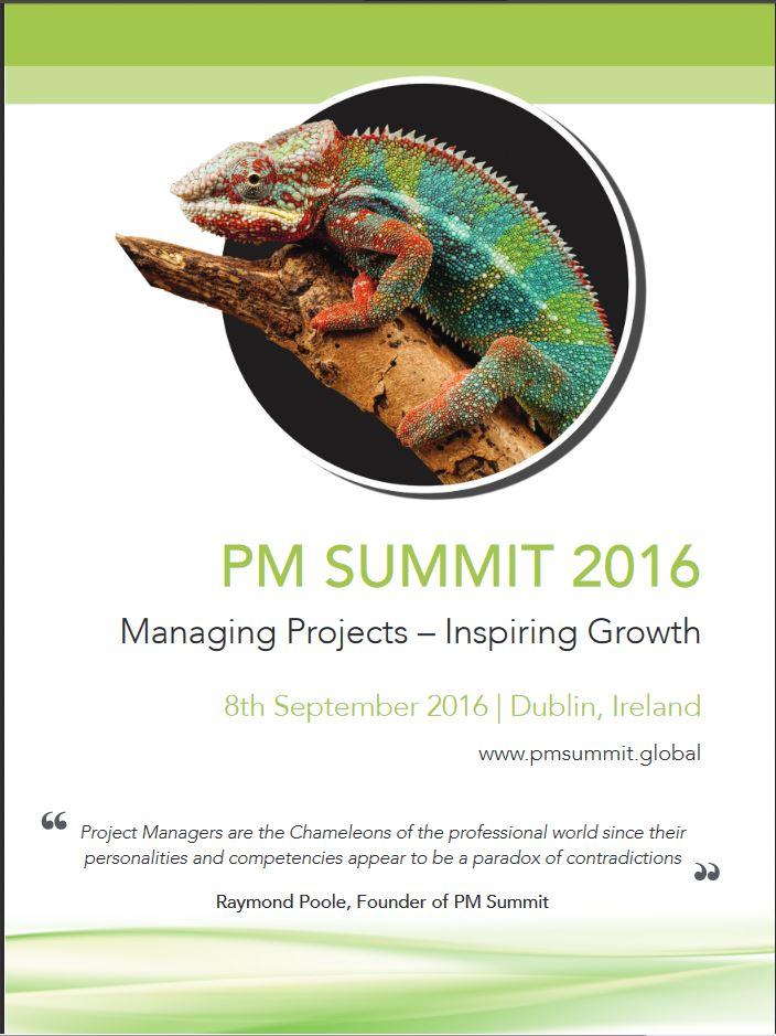 PM Summit 2016