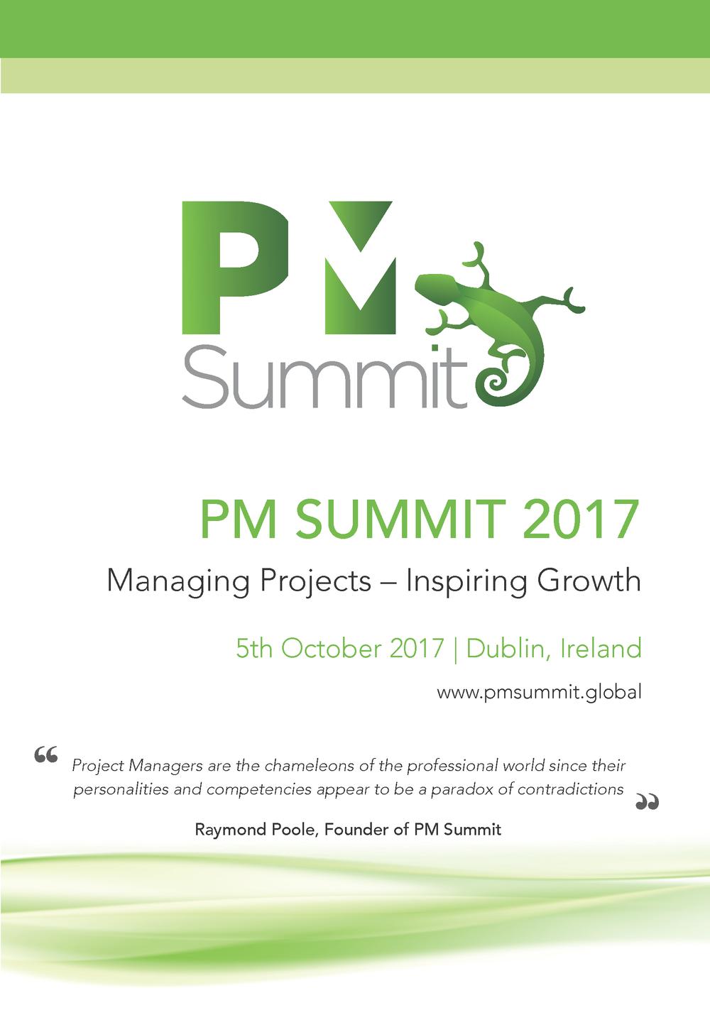 PM Summit 2017