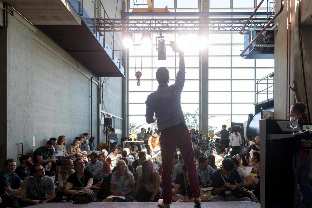 Images ETH Week: ETH Zurich / Alessandro Della Bella