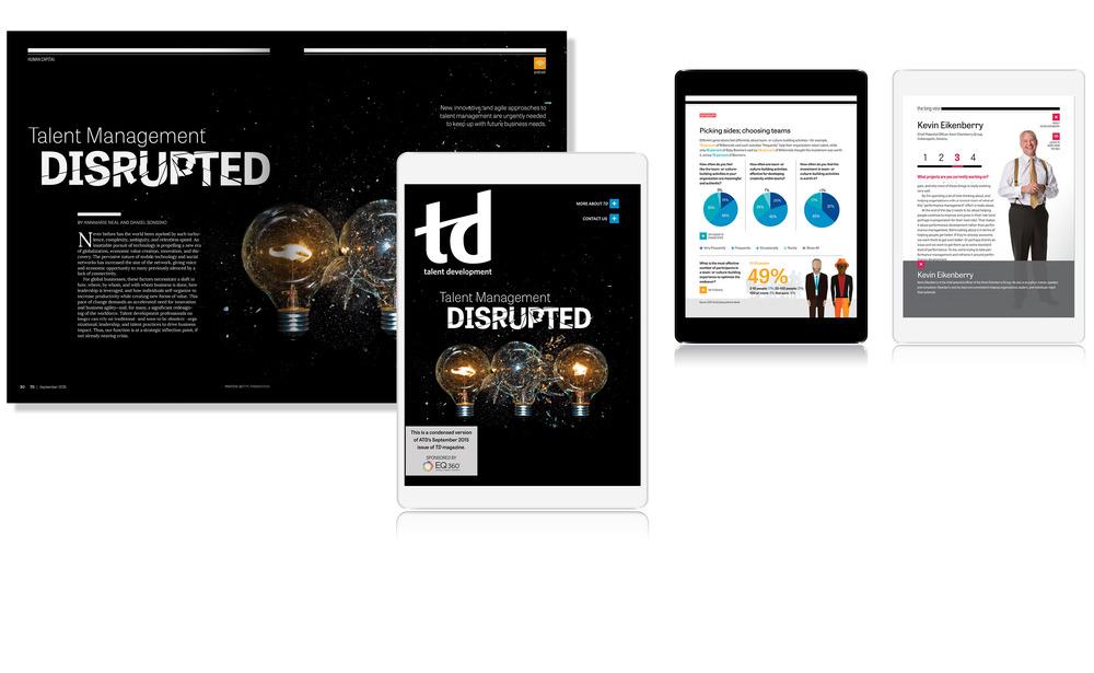 <i>TD</i> magazine app