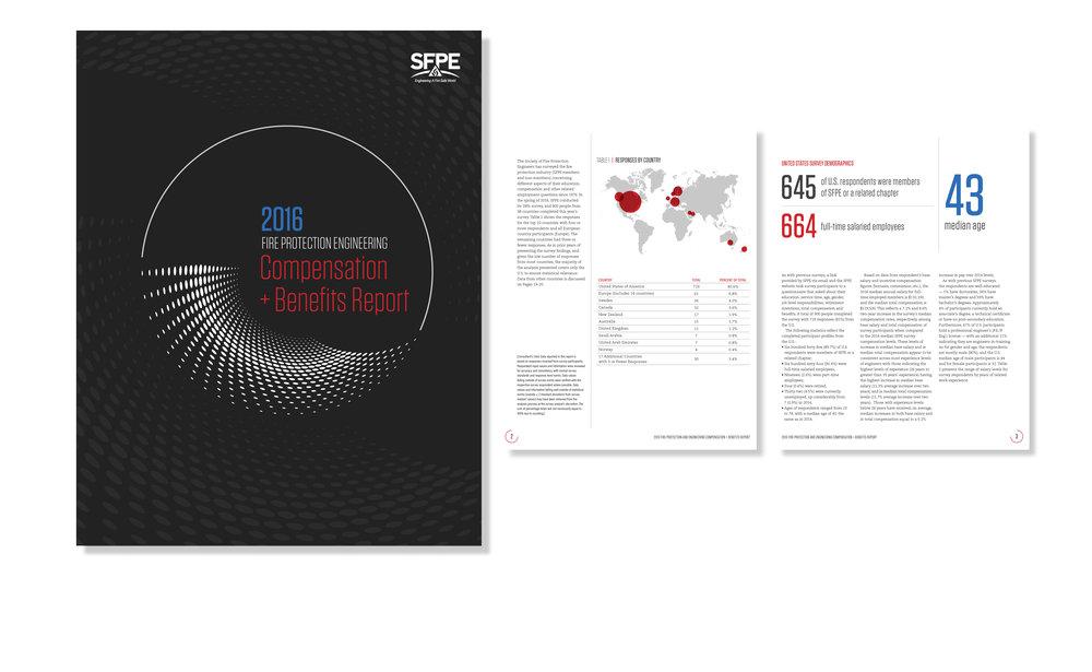 SFPE 2016 Compensation Survey Report