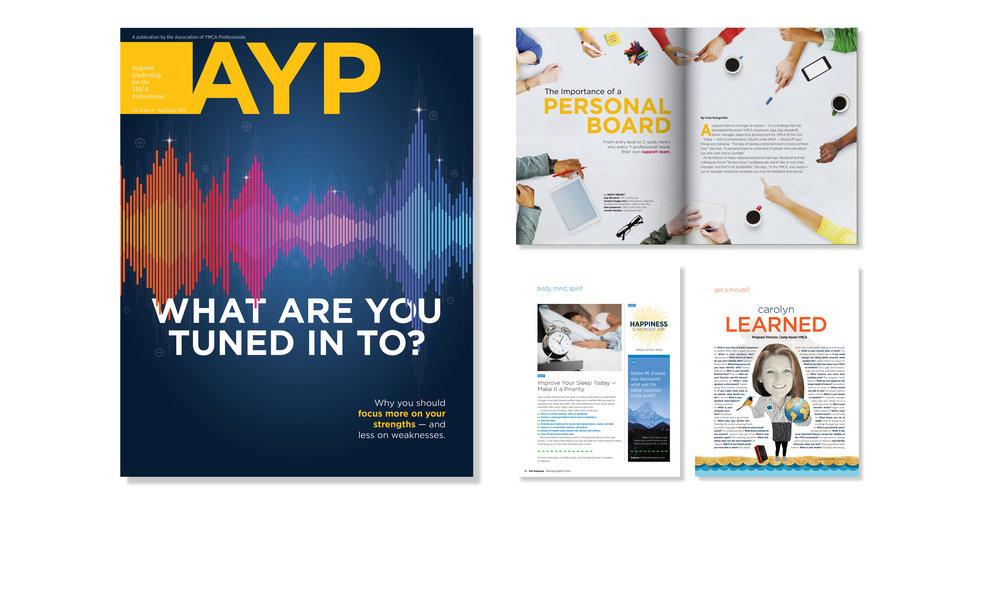 <i>AYP</i> magazine