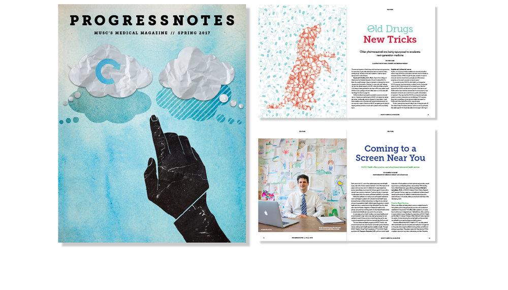 ProgressNotes magazine