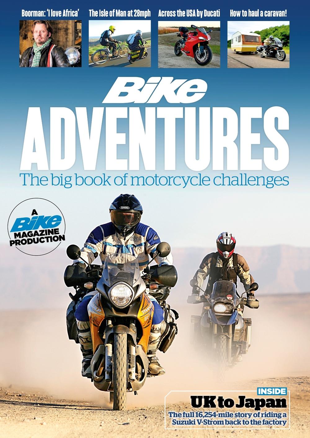 Bike Adventures special