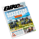 Bike magazine August issue