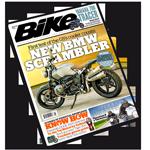 Bike magazine September issue