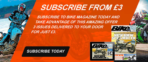 Susbcribe to Bike magazine