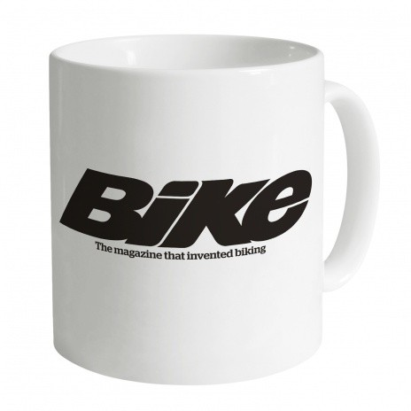 Bike magazine logo (2000 onwards) mug