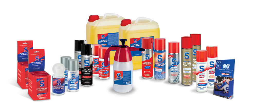 Win  a year's supply of SDoc motorcycle care products with Bike magazine