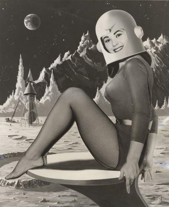 Miss Foxy Space Queen, 1959