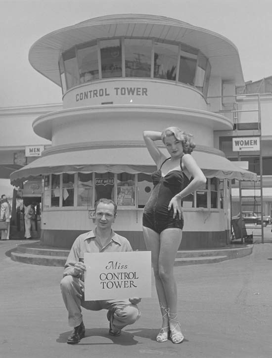 Miss Control Tower, 1951