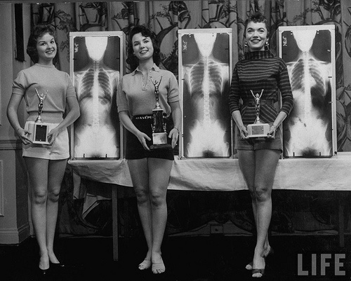 Miss Posture Contestants