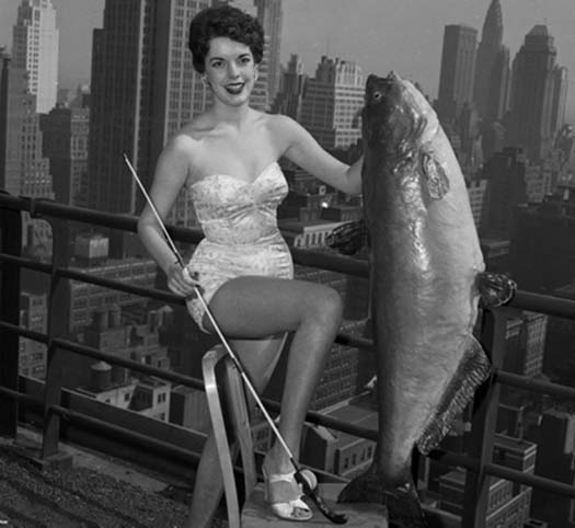 National Catfish Queen, 1954
