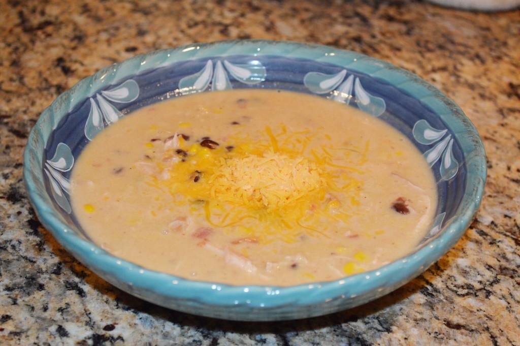 Best Ever Chicken Tortilla Soup Rad Maverix